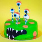 Potworny Tort na urodzinki