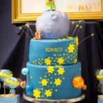 """Tort urodzinowy """"Mały Książę"""""""