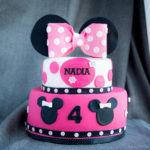 Tort Miki Mickey Mouse Urodziny