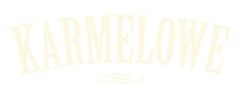 Karmelowe.pl - logo jasne